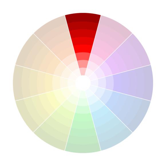 6 1 số trộn màu sắc cơ bản khi thiết kế website